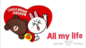 Image result for line cony birthday