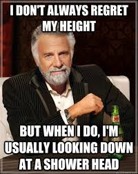 First world tall guy problems : AdviceAnimals via Relatably.com