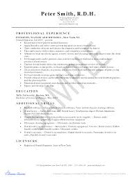dental hygienist resume skills cipanewsletter dental hygienist resume getessay biz