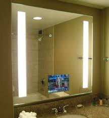 electric bathroom mirror  simple design electric mirror bathroom inspiring mirror tv from elect