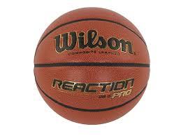 <b>Мяч баскетбольный Wilson Reaction</b> Pro 285 - Сеть спортивных ...
