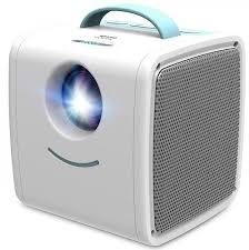 Портативный <b>проектор Zodikam</b> Zkids Blue, голубой — купить в ...