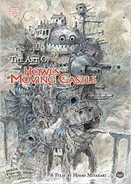 Amazon.com: The Art of <b>Howl's Moving</b> Castle (0782009230434 ...