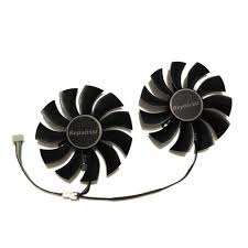 <b>2 Pcs/set 4Pin 85MM</b> GTX 980Ti 950 GPU VGA Cooler Graphics ...