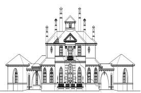 Luxury Houseplans   Home Design House Plan