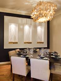 dining room wall decorating ideas:  dining room dining room wall decor at with orange backdrop and classic pattern beautiful dining