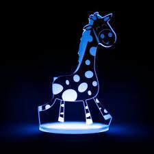 Google Express - Total Dreamz Giraffe Multicolored <b>LED Night Light</b> ...