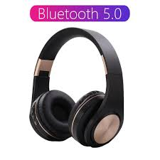 Phone A1 Adjustable With Foldable Tf HD card <b>Bluetooth Headset</b> ...