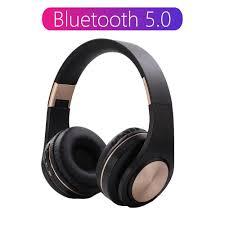 <b>Headphone Headset</b> Tf 5.0 MIC <b>Earphone HD Tourya</b> A1 Foldable ...