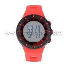 Wholesale <b>Fashion Plastic Men's</b> Electronic Wristwatches, Red, 55 ...