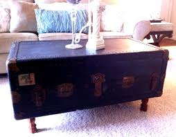 room vintage chest coffee table:  images about steamer trunk projects on pinterest painted cottage up cycle and metals