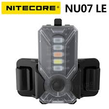 <b>NITECORE NU07 LE</b> Multi light Source Multi function Signal Lamp ...