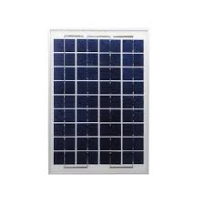 <b>Solar Panel</b> SONALI Polycrystalline <b>20W</b> 36 Cells (<b>12V</b>)