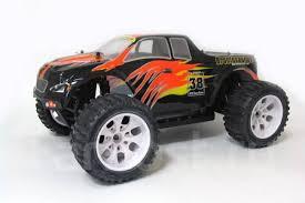 <b>Монстр</b>-Трак <b>HSP</b> (#94111) <b>Electric</b> Off-Road Car Brontosaurus 1 ...