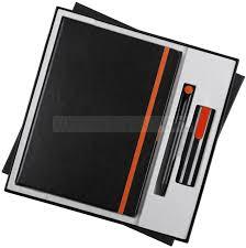Деловой <b>наборы черно</b>-<b>оранжевые</b> из кожи <b>BLACK</b> ENERGY с ...