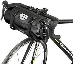 ROSWHEEL 3L <b>Bicycle Handlebar Bag</b> MTB Road <b>Cycling Front</b> ...