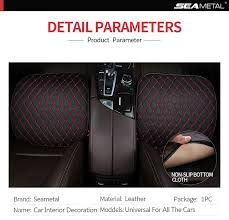 Car Accessories <b>Pu</b> Car <b>Seat Covers</b> Set <b>Universal</b> Auto <b>Seat Cover</b> ...