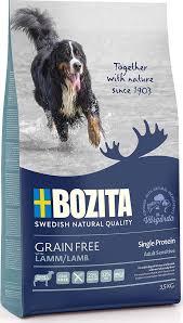 <b>Корм сухой Bozita Grain</b> Free Lamb Ягненок, беззерновой, для ...