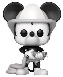 Mickey Mouse - 90th Firefighter Mickey Pop ... - Books Kinokuniya