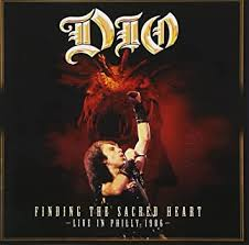 Dio - Finding The Sacred <b>Heart</b>: <b>Live In</b> Philly '86 [2 CD] - Amazon ...