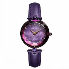 <b>GUOU</b> Fashion <b>New</b> Women'S Watch Trend Ladies QuartzWatch ...