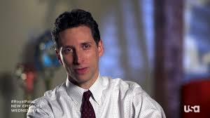 interview ben shenkman videos royal pains usa network