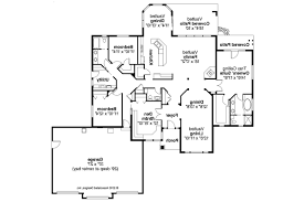 Ranch House Plans   Meadow Lake     Associated Designs    Ranch House Plan   Meadow Lake     Floor Plan