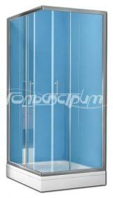 <b>Душевой уголок Kolpa</b>-San SQ-line TKK 70х90/ 70х100 купить в ...
