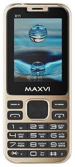 <b>Телефон MAXVI X11</b> — купить по выгодной цене на Яндекс ...