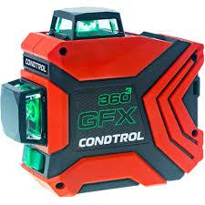 Лазерный <b>нивелир CONDTROL GFX360</b>-3 1-2-222 в Москве ...
