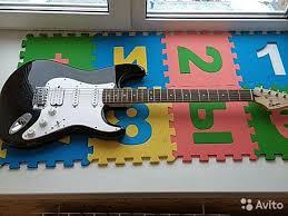 <b>Электрогитара fender squier bullet</b> Stratocaster купить в ...