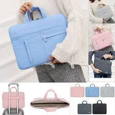 Laptop Notebook <b>Canvas</b> Case <b>Bag</b> Cover For 12 13 <b>14</b> 15.6 ...