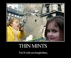 Thin Mints on imgfave via Relatably.com
