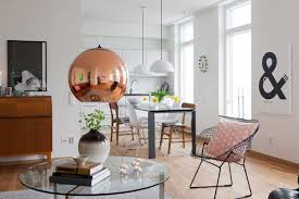 room light fixture interior design:  copper light fixture