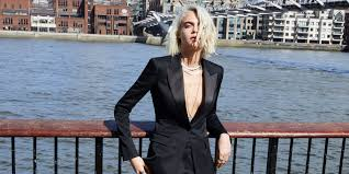 <b>Burberry Her Intense</b> Fragrance Campaign Featuring Cara Delevingne
