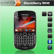 <b>BlackBerry Bold Touch 9930</b> Unlocked <b>Original</b> Mobile Phone ...