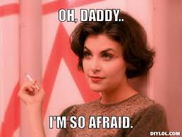 Audrey Horne Meme Generator - DIY LOL via Relatably.com