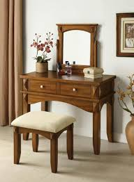 vanity with fold down mirror modern contemporary home furniture design of brown wooden bedroom vanity charming makeup table mirror lights