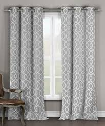 Silver Curtains For Bedroom Duck River Textile Gray Harris Blackout Curtain Panel Set Of Two