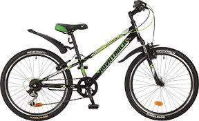 "Велосипед детский <b>Novatrack</b> ""<b>Extreme</b>"", цвет: <b>черный</b>, <b>24</b>"", рама ..."