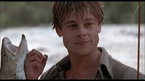 movie a river runs through it pagesofjulia young brad pitt