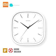 <b>New</b> Mijia <b>Chingmi</b> QM-GZ001 Wall Clock Ultra-quiet Ultra-precise ...