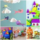Креативные поделки для детей
