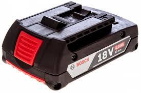<b>Аккумулятор Bosch 1600Z00036</b> Li-Ion 18В 2.0Ач Cool Pack ...