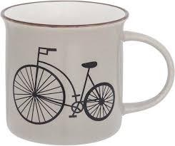"<b>Кружка Elan Gallery</b> ""<b>Велосипед</b>"", цвет: капучино, 210 мл — купить ..."