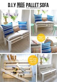 diy pallet furniture ideas diy magic storage pallet sofa best do it yourself projects buy wooden pallet furniture