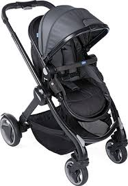 <b>Коляска Chicco Fully</b> - Single <b>Stroller Stone</b> | www.gt-a.ru