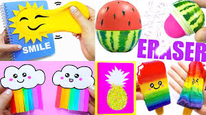 DIY SCHOOL SUPPLIES (<b>Summer</b>-inspired) | Easy & <b>Cute</b> Back to ...