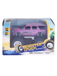 Игрушка <b>модель машины</b> 1:34-39 <b>Chevrolet</b> Tahoe Big Wheel ...