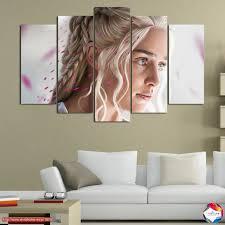 Canvas prints & wall decorative panels - <b>5 pieces</b> №0946